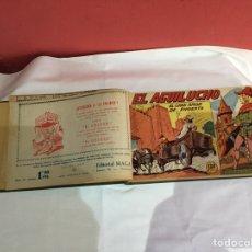 Tebeos: EL AGUILUCHO.COLECCION COMPLETA ORIGINAL 67 EJEMPLARES.AÑOS 1959 EDICIÓN MAGA. Lote 242855265