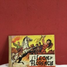 Tebeos: EL LEON DE FLORENCIA - SUPLEMENTO DE PANTERA NEGRA - COMPLETO - ORIGINAL -ENCUADERNADOS. VER FOTOS. Lote 243096855