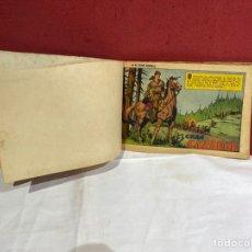 Tebeos: COLECCION COMPLETA ORIGINAL 160 PÁGINAS . EL GRAN CAZADOR.EDITORIAL MAGA 1962. Lote 243167965