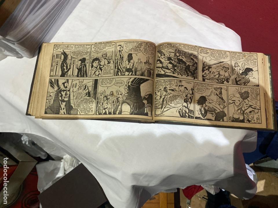 Tebeos: PANTERA NEGRA . Coleccion de 48 ejemplares originales del número 125 a 173 encuadernados en un tomo - Foto 11 - 243276655