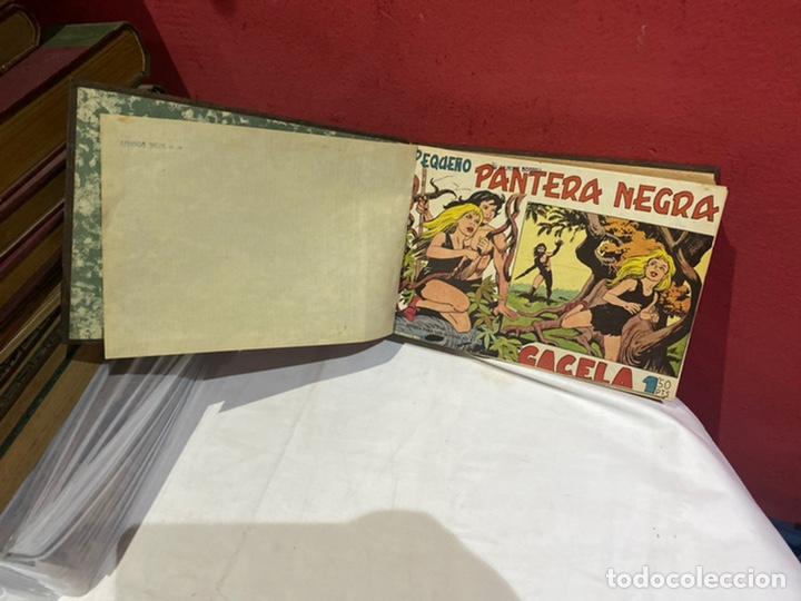 PANTERA NEGRA . COLECCION DE 48 EJEMPLARES ORIGINALES DEL NÚMERO 125 A 173 ENCUADERNADOS EN UN TOMO (Tebeos y Comics - Tebeos Colecciones y Lotes Avanzados)