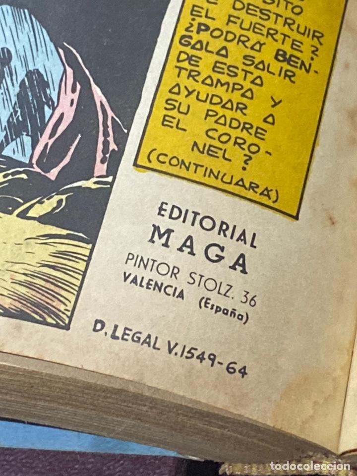 Tebeos: TERREMOTO PRESENTA APACHE Y BENGALA. Y EL CABALLERO BLANCO. 28 ejemplares encuadernados en 1 tomo . - Foto 36 - 243340195