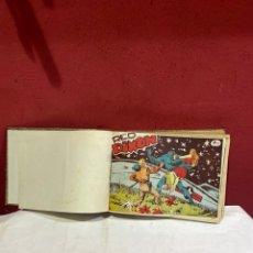 Tebeos: COLECCION COMPLETA . RED DIXON 1 SERIE TOMO 69 NÚMEROS. ORIGINALES. EDITORIAL MARCO AÑOS 1954. Lote 243348700