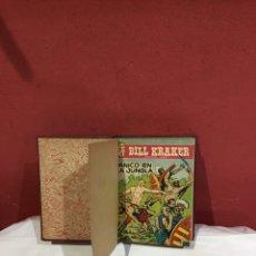 Tebeos: --BILL KRAKER--COLECCIÓN COMPLETA ORIGINAL-AÑOS 1959 EDICIÓN TORAY. Lote 243411580