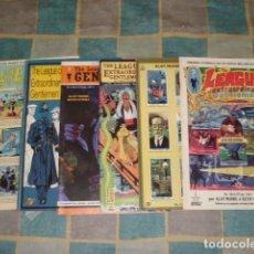 Tebeos: THE LEAGUE OF EXTRAORDINARY GENTLEMEN, 2000, COMPLETA, 6 NÚMEROS, BUEN ESTADO. Lote 243807830