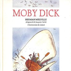 Tebeos: MOBY DICK - IDIOMA CATALÁN. Lote 243835695
