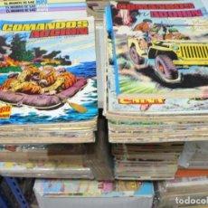 Livros de Banda Desenhada: COLECCION DE COMANDOS. Lote 244512300