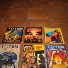Tebeos: LOTE TOTEM EXTRA COMICS. Lote 244591605