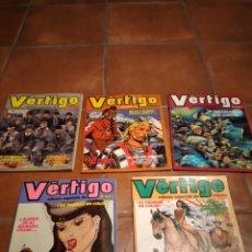 Tebeos: LOTE COMICS VERTIGO PILOTE. Lote 244592415
