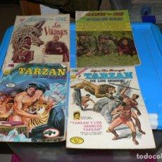 Livros de Banda Desenhada: LOTE DE NOVARO CON 8 EJEMPLARES. Lote 244846370
