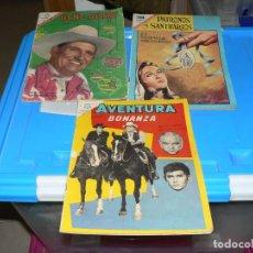 Livros de Banda Desenhada: LOTE DE NOVARO DE VARIOS CON 19 EJEMPLARES. Lote 244846810