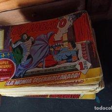Tebeos: EL JABATO. BRUGUERA 1958. COMPLETA 381 EJEMPLARES. Lote 226043120
