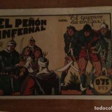 Livros de Banda Desenhada: EL GUERRERO DEL ANTIFAZ Nº20. Lote 191524607