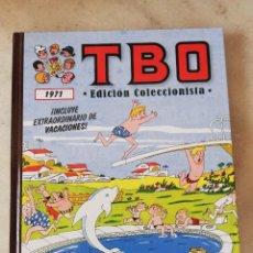 Livros de Banda Desenhada: TBO 1971. EDICIÓN COLECCIONISTA SALVAT. Lote 245393955