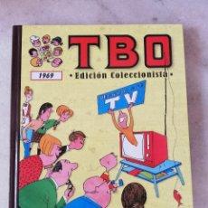 Livros de Banda Desenhada: TBO 1969. EDICIÓN COLECCIONISTA SALVAT. Lote 245396015
