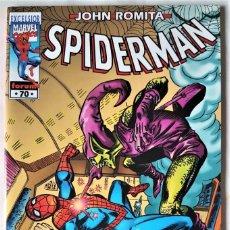 Tebeos: NUEVO, DE TIENDA - JOHN ROMITA: SPIDERMAN, Nº 70 - FORUM (1999/2005). Lote 246437115
