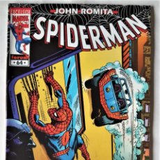 Tebeos: NUEVO, DE TIENDA - JOHN ROMITA: SPIDERMAN, Nº 64 - FORUM (1999/2005). Lote 246438750