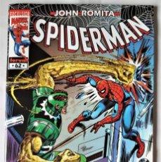 Tebeos: NUEVO, DE TIENDA - JOHN ROMITA: SPIDERMAN, Nº 62 - FORUM (1999/2005). Lote 246439225