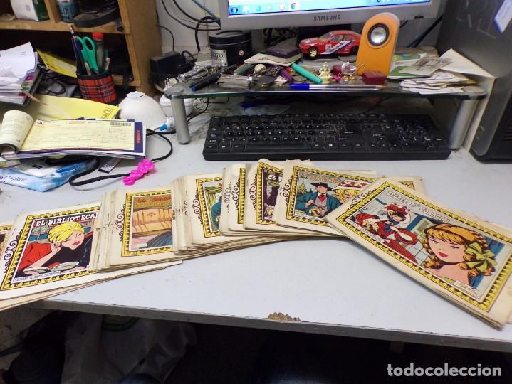 LOTE 40 TEBEOS PARA NIÑAS COLECCION AZUCENA (Tebeos y Comics - Tebeos Pequeños Lotes de Conjunto)