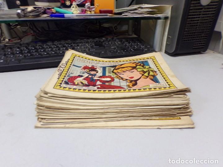 Tebeos: lote 40 tebeos para niñas coleccion azucena - Foto 2 - 246654505