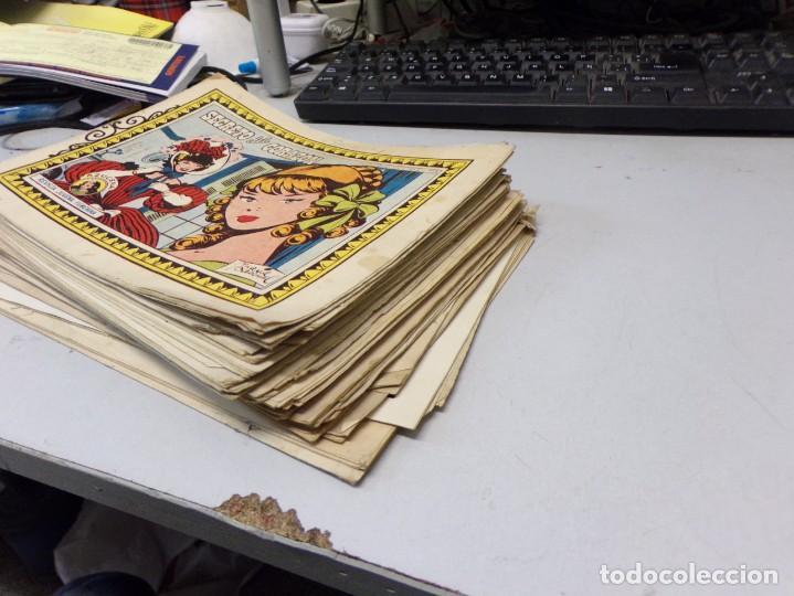 Tebeos: lote 40 tebeos para niñas coleccion azucena - Foto 4 - 246654505