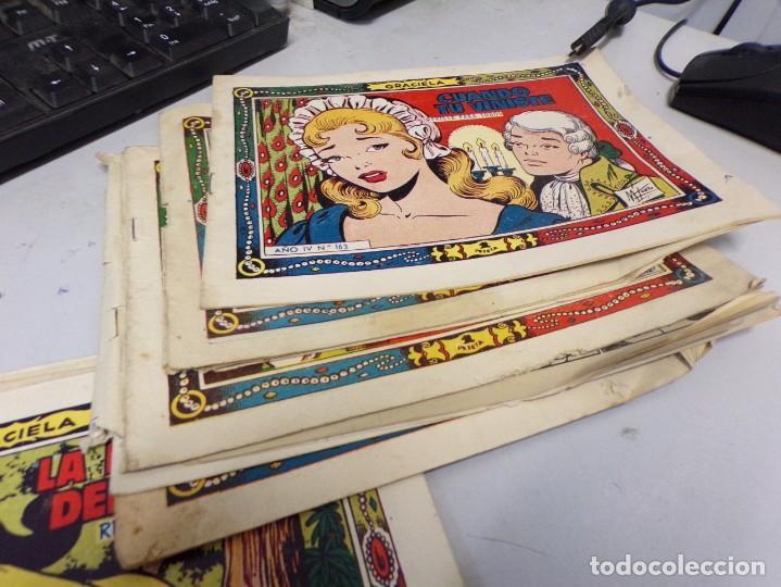 Tebeos: lote 17 numeros tebeos para niñas coleccion graciela - Foto 4 - 246657665