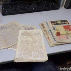 Tebeos: EPOCA AÑO 2 REVISTA TEBEO CAMINO LOTE DE 20 TEBEOS AÑO 1947. Lote 246705625