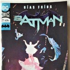 Giornalini: DE TIENDA - BATMAN, Nº 27 - DC COMICS / ECC (2019). Lote 252136085