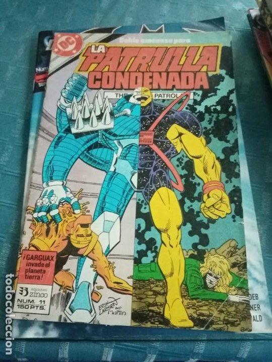 Tebeos: Lote de diferentes cómics de DC, planeta, zinco - Foto 4 - 252260325