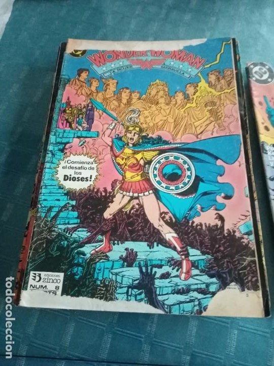 Tebeos: Lote de diferentes cómics de DC, planeta, zinco - Foto 5 - 252260325