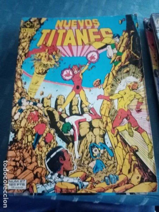 Tebeos: Lote de diferentes cómics de DC, planeta, zinco - Foto 9 - 252260325
