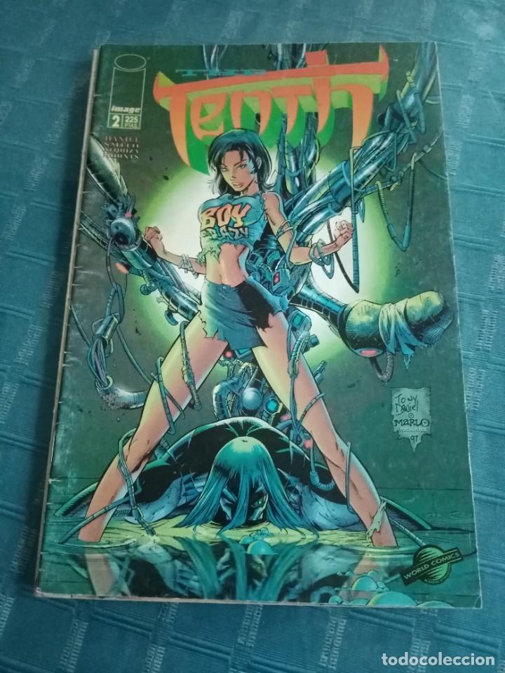 Tebeos: Lote de diferentes cómics de image, maxx, glory, cybernary, tomb raider, etc - Foto 2 - 252261505