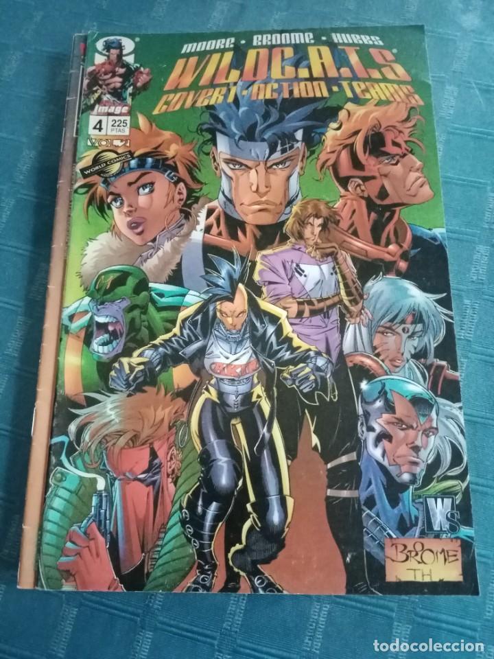 Tebeos: Lote de diferentes cómics de image, maxx, glory, cybernary, tomb raider, etc - Foto 5 - 252261505