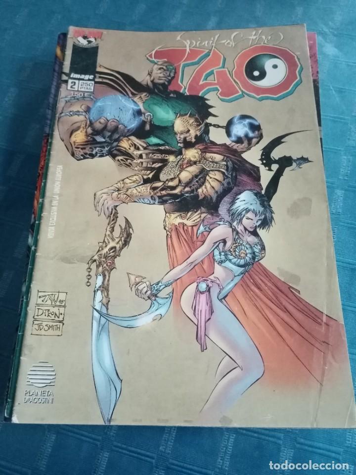 Tebeos: Lote de diferentes cómics de image, maxx, glory, cybernary, tomb raider, etc - Foto 11 - 252261505