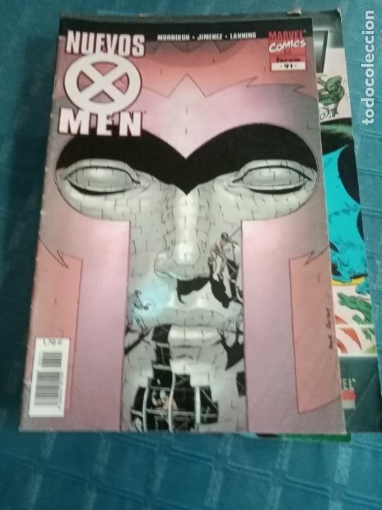 LOTE DE DIFERENTES CÓMICS DE X-MEN, FORUM, PANINI, MARVEL (Tebeos y Comics - Tebeos Pequeños Lotes de Conjunto)