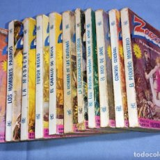Tebeos: 11 NUMEROS DE ZORDON DE MERCOMIC AÑOS 70 PUBLICACION PARA ADULTOS. Lote 252353600