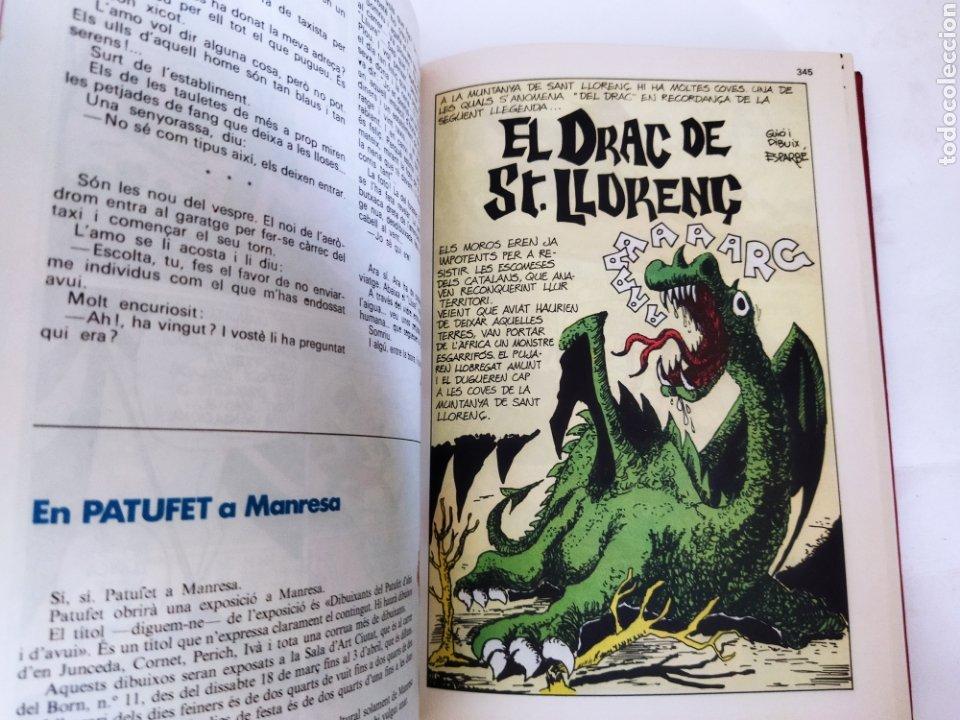 Tebeos: 2 tomos el Patufet año 1971.completo - Foto 2 - 252555865