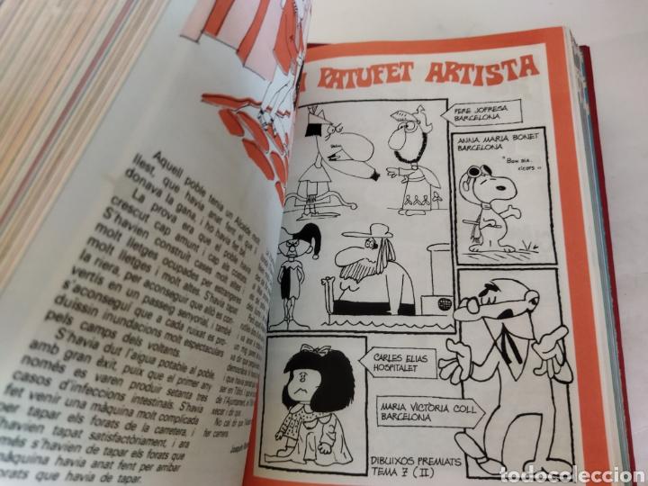 Tebeos: 2 tomos el Patufet año 1971.completo - Foto 5 - 252555865