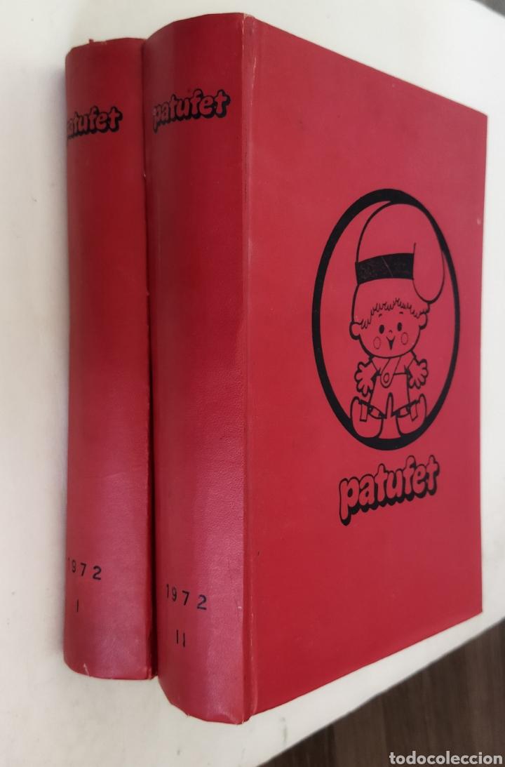 Tebeos: 2 tomos el Patufet año 1971.completo - Foto 6 - 252555865