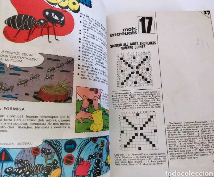 Tebeos: 2 tomos el Patufet año 1971.completo - Foto 8 - 252555865
