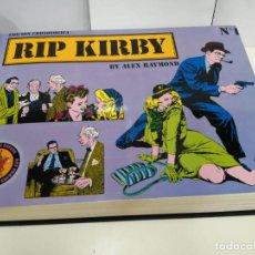 Tebeos: RIP KIRBY - ED. ESEUVE 1990 - 10 NUMEROS COLECCION COMPLETA - ENCUADERNADO. Lote 252630835
