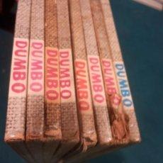 Tebeos: DUMBO - LOTE 8 CÓMICS NºS 14 - 16 - 17 - 19 - 28 - 65 - 77 - 78 (DONALD-GILITO-MICKEY-GOOFY.-LOBITO). Lote 253236390