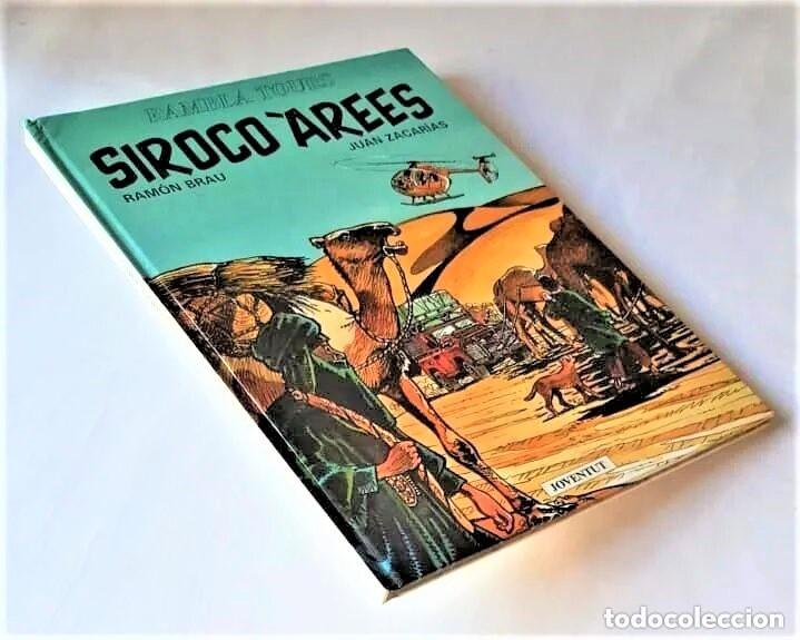 Tebeos: SIROCO ÁREES - BRAU / ZACARIAS - JOVENTUT (1993) - EN CATALÁN - Foto 2 - 253967755