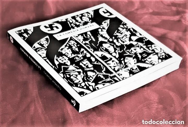 COMIC, LA COMEDIA HUMANA - CLEMENT MOREAU - EDITORIAL SANS SOLEIL - EXCELENTE - VER DESCRIPCIÓN (Tebeos y Comics - Tebeos Colecciones y Lotes Avanzados)