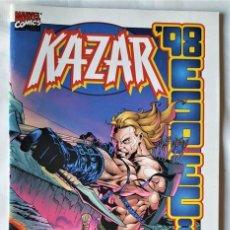 Tebeos: EXCENTE - KAZAR, ESPECIAL´98 - FORUM (1998). Lote 254667700