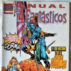 Tebeos: MUY BUEN ESTADO - LOS 4 FANTASTICOS ANUAL 2001 - FORUM. Lote 254696820