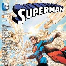 Tebeos: SUPERMAN (REEDICIÓN CUATRIMESTRAL) NÚM. 07. Lote 162732185