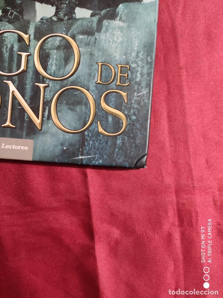 Tebeos: JUEGO DE TRONOS. coleccion COMPLETA. 4 TOMOS. GEORGE R. R. MARTIN. CÍRCULO DE LECTORES. 2015 - Foto 9 - 254832170