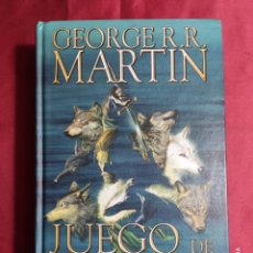 Tebeos: JUEGO DE TRONOS. COLECCION COMPLETA. 4 TOMOS. GEORGE R. R. MARTIN. CÍRCULO DE LECTORES. 2015. Lote 254832170