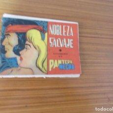Tebeos: NOBLEZA SALVAJE SUPLEMENTO DE PANTERA NEGRA COMPLETA 10 NUMEROS EDITA MAGA. Lote 254864930